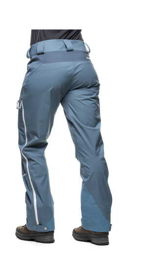 Houdini W's Ascent Guide Pants Shute blue